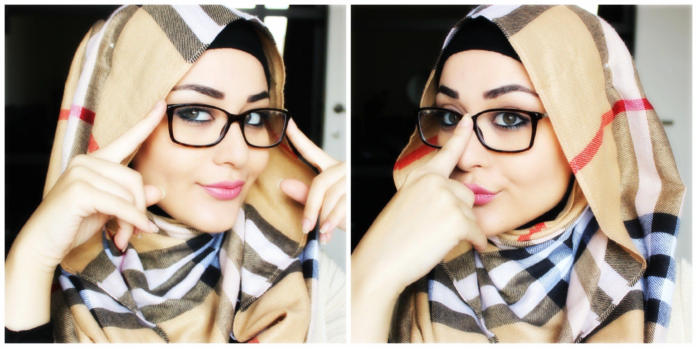 Tutoriel Hijab Avec Lunettes Hijab With Glasses Tutorial Hijab