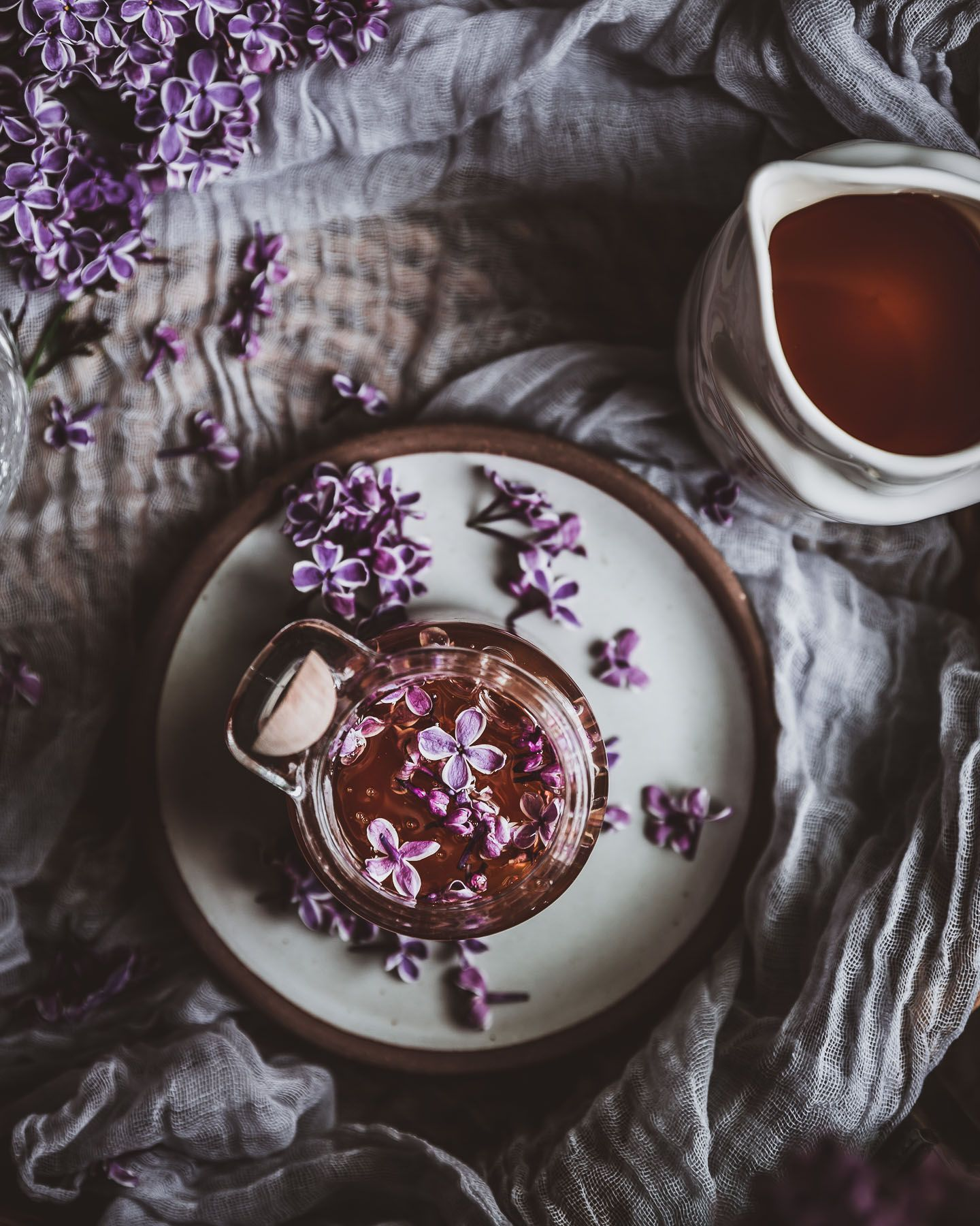 Lilac Honey Infusion Ephemeral Flower Essence Chews Local Recipe Pretty Food Food Beautiful Food