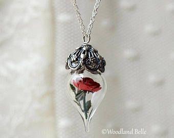 Rose Sunflower Fox & Luna Moth Cottagecore von WoodlandBelle