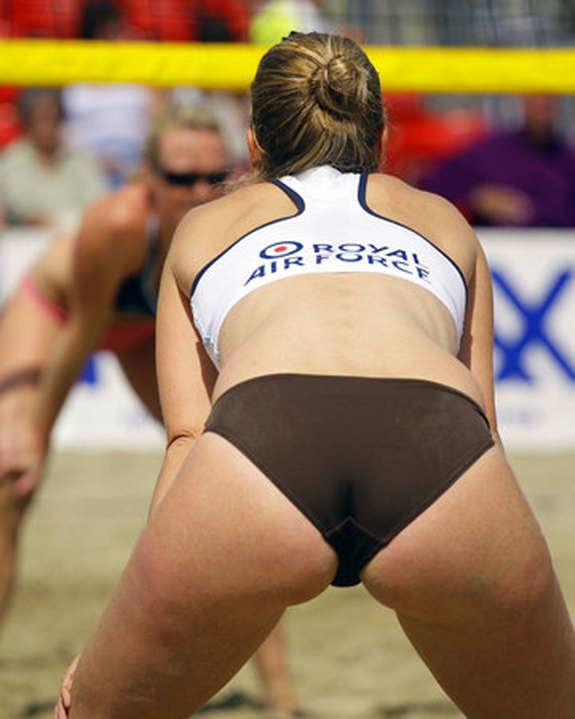 Wardrobemalfunction Beachvolleyball Beach Volleyball Women Volleyball Volleyball Outfits