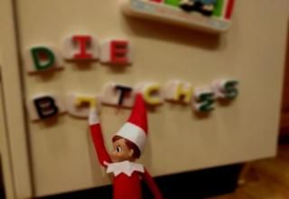 Naughty Elf On The Shelf Ideas Hilarious
