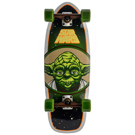 Santa Cruz X Star Wars Cruiser Complete (Yoda) 165.95
