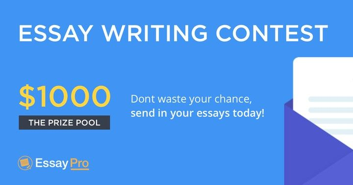 $1,000 Prizes in Scholarship Essay Contest by @essaypro @USA - scholarship essay