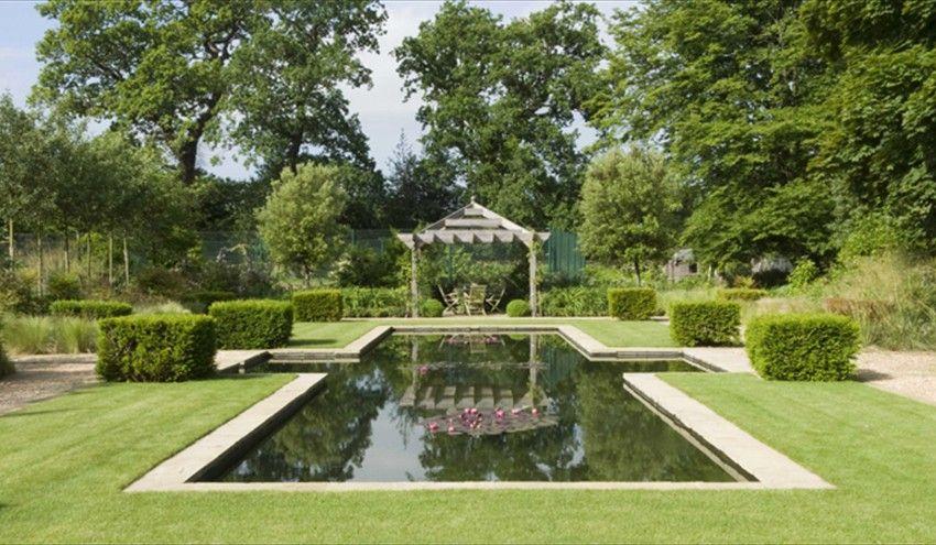 designed by robin templar williamsone of my mentors at garden design school usa - Garden Design Usa