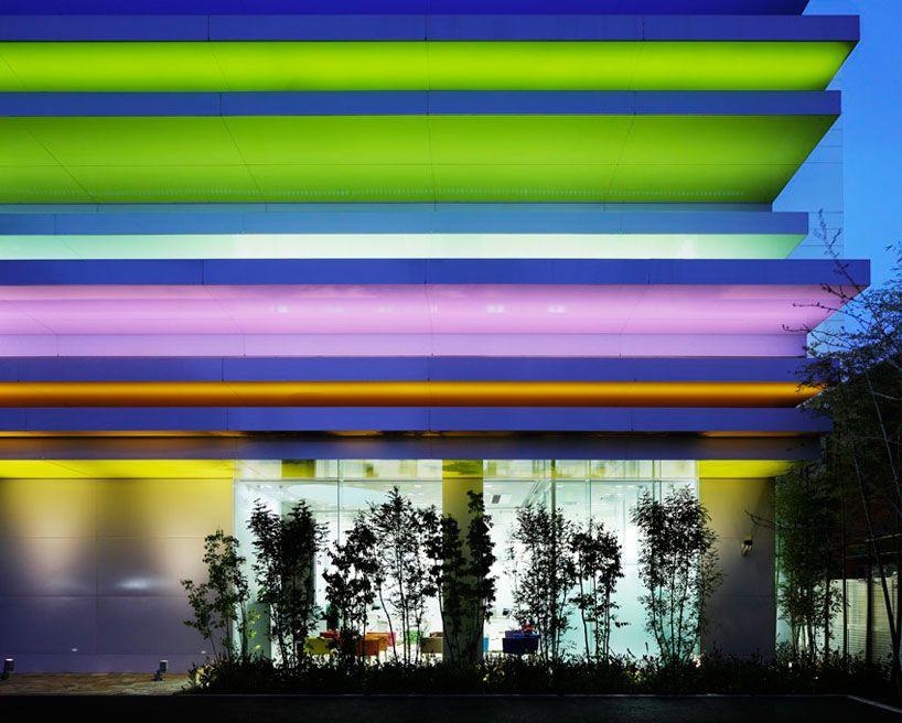 Emmanuelle Moureaux Architecture + Design: Sugamo Shinkin Bank Shimura  Branch Amazing Design