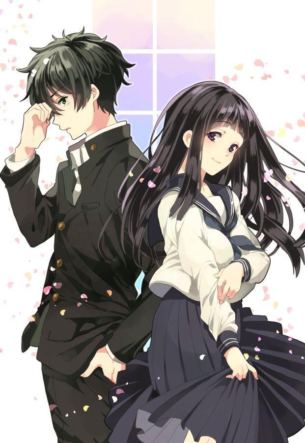 Hyouka Chitanda And Oreki