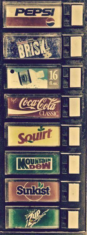 vintage brands