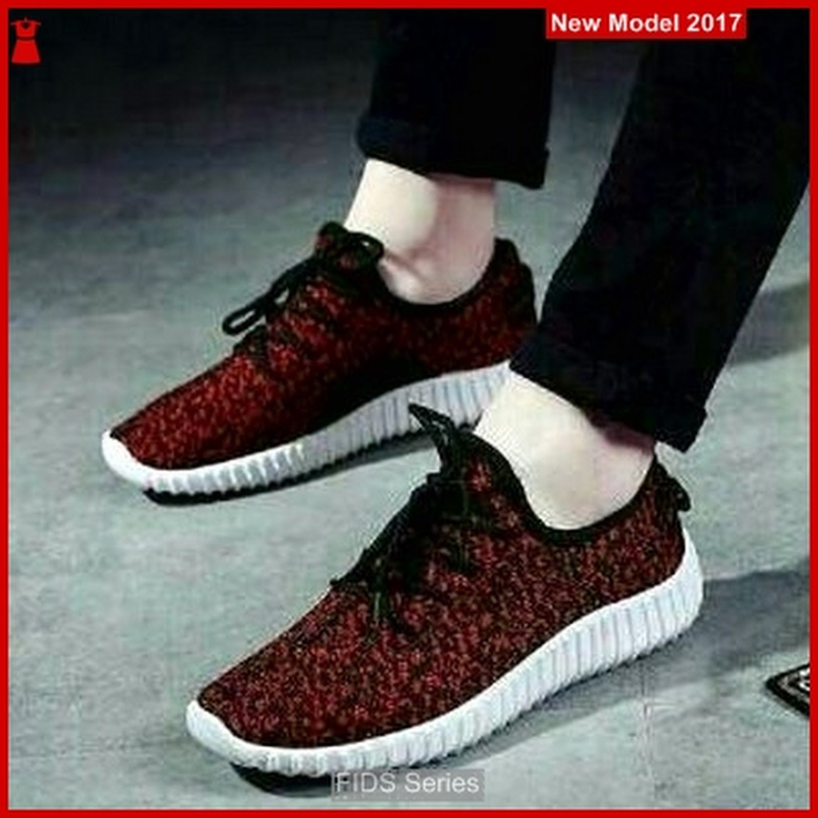 FIDS034 Sepatu Wanita Yeezy Nd06 Masa Kini BMGShop  0045236bd9