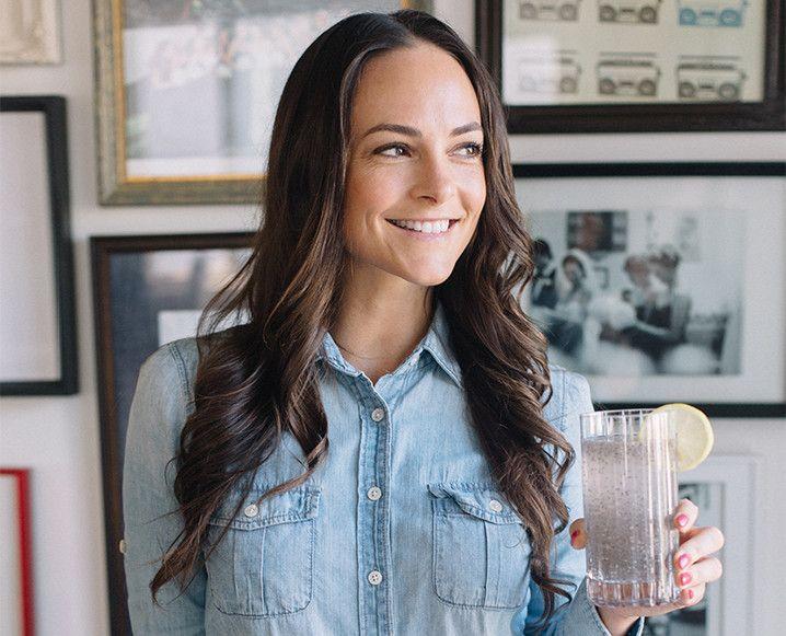 Gut leben mit der prominenten Ernährungsberaterin Kelly LeVeque (im Grunde genommen Smoothie Heaven)   – Drinks