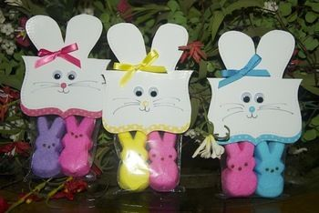 Easter bunny peep pouch student gifts set of 12 easter bunny easter bunny peep pouch student gifts set of 12 negle Gallery