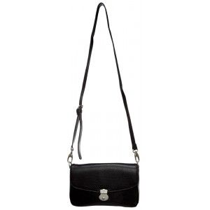 FRED PERRY PERFORATED SHOULDER BAG