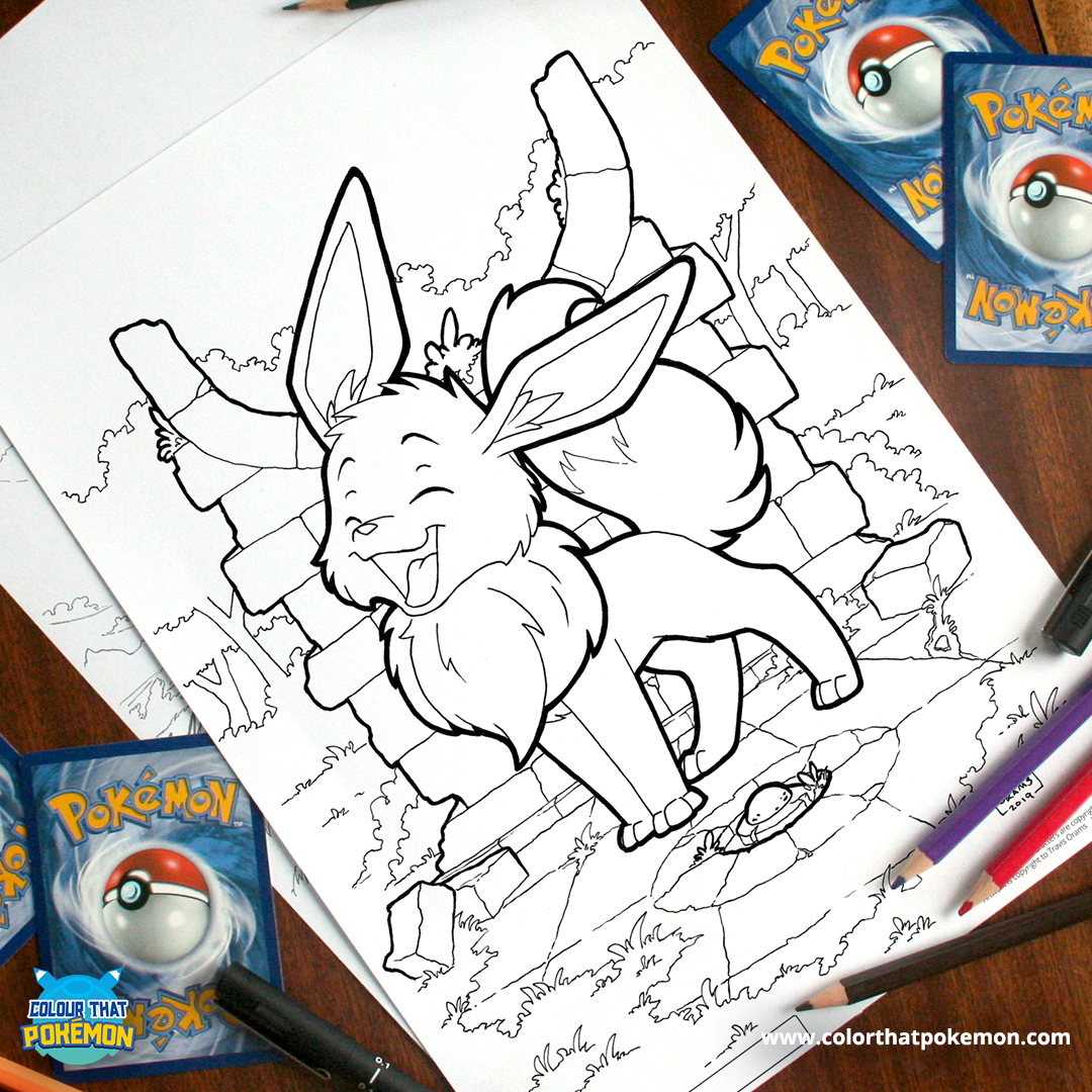 Eevee And The Everstone