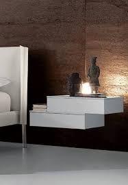 Camere Da Letto Moderne Con Comodini Sospesi.Image Result For Comodini Sospesi Lago Idee Arredamento Camera