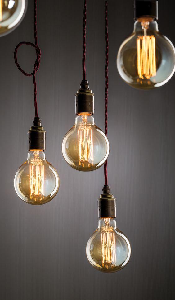 lampen glühbirnen vintage