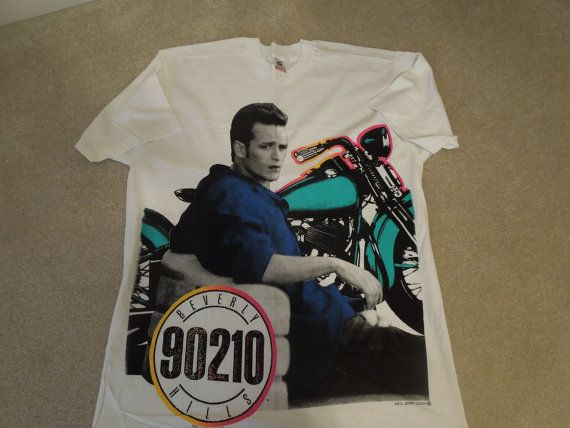 3ea814d51 Vintage Beverly Hills 90210 Dylan T Shirt. I absolutely had this shirt and  loved it!