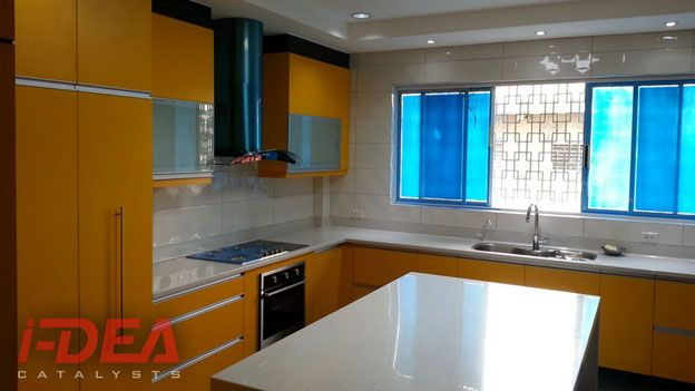 Agno Street Modular Kitchen Philippines Modular Kitchen Cabinets Kitchen Design Small Window Grill Design