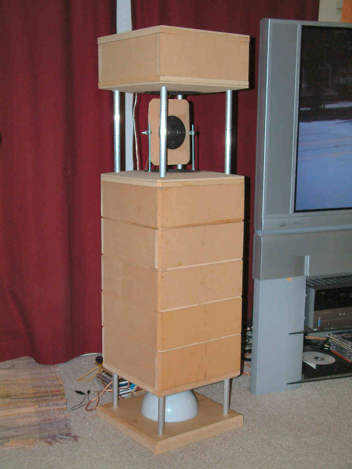 Omnidirectional Speaker Project, any interest, help? - Page 5
