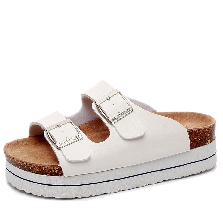 High Heels Women Flip Flops Summer Sandals Platform Wedges Slippers Girl39;s Fashion Beach Shoes