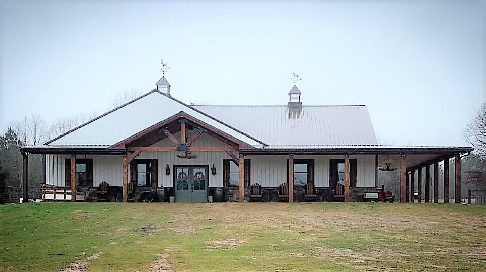 How One Family Built Their Dream Barndo Inspiration For Owner Builders Metal Building House Plans Metal House Plans Barn Style House