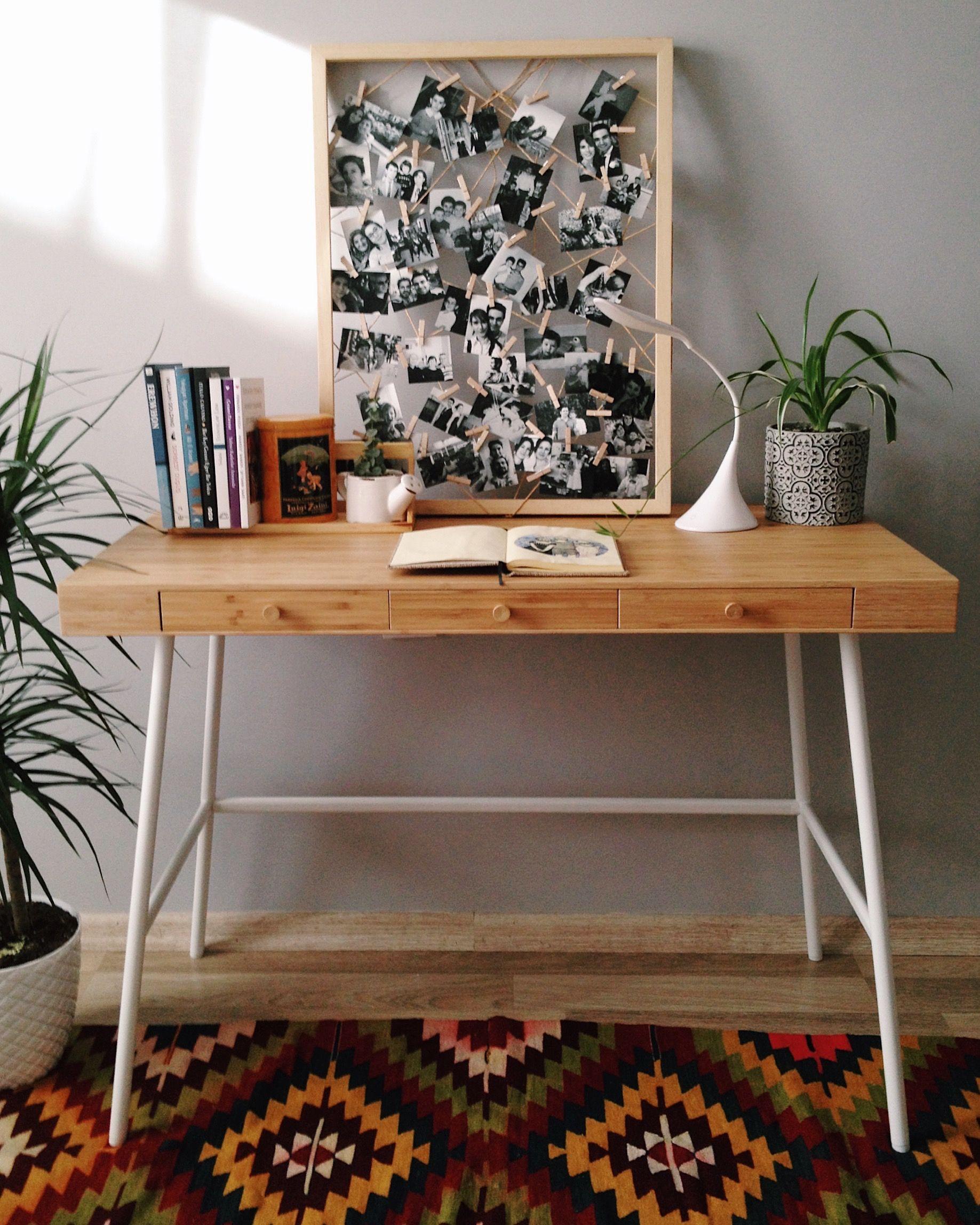Lillasen Ikea Desk Would Work Well As Dressing Table Ikea Wood