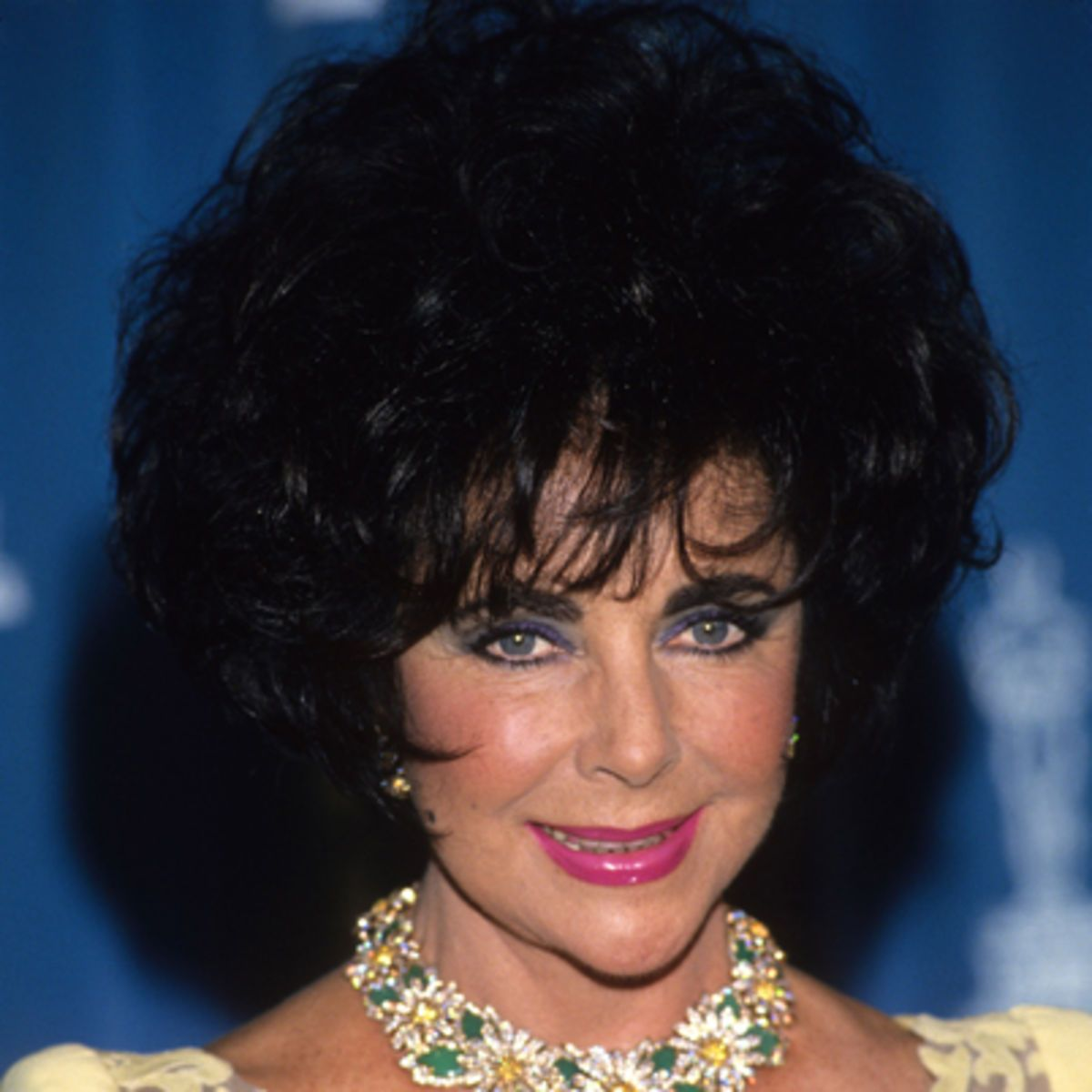 Academy Award-winning actress Elizabeth Taylor was known her many ...