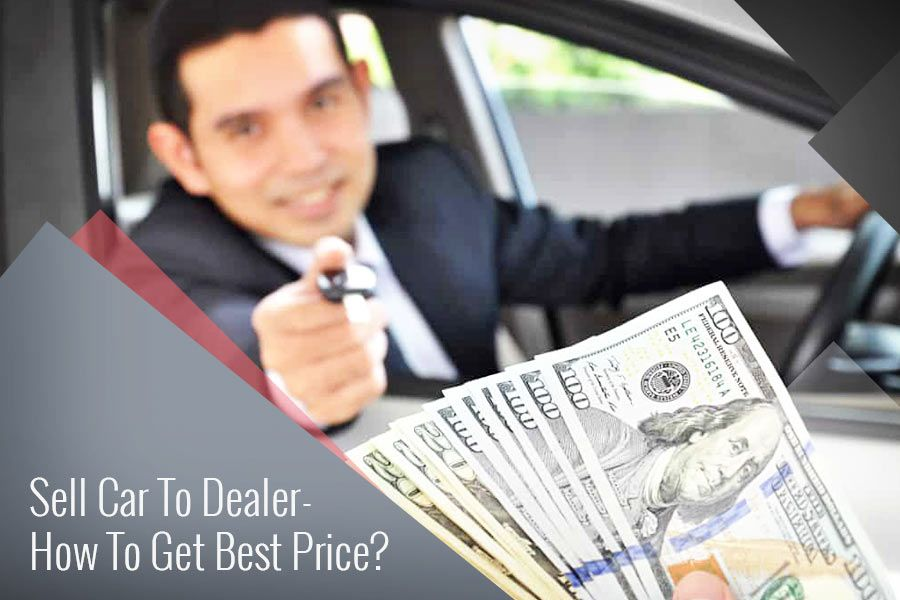 Finding the best way to sell car to dealer at a good price