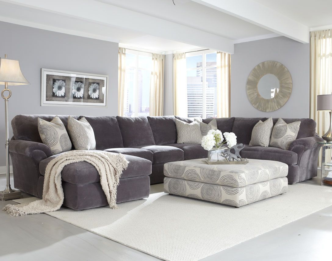 Depiction of Affordable Sectional Couches for Cozy Living