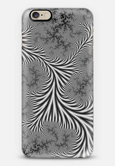 Silvery iPhone 6 case by Eric Rasmussen | Casetify