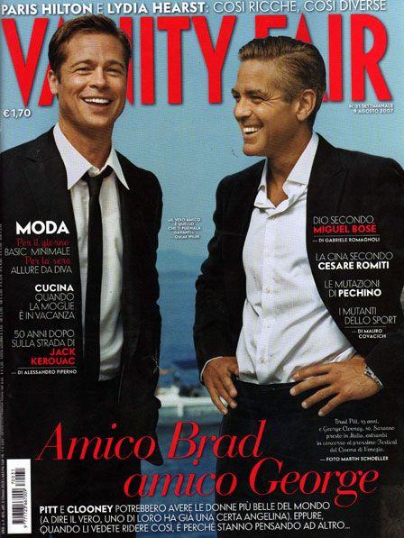 VANITY FAIR BRAD PITT | Brad Pitt o ďalších deťoch:
