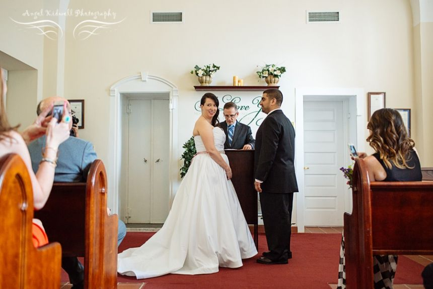 Annapolis Courthouse Wedding