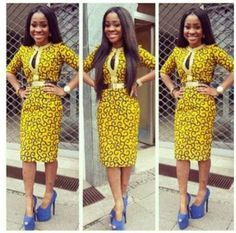 Nigerian Traditional Dresses Designs Google Search