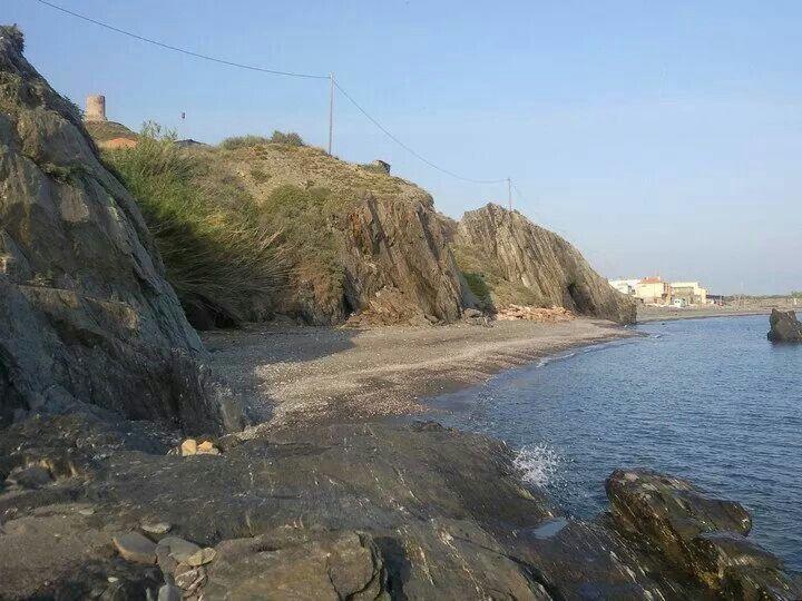 Playa de Guainos  Almeria  Spain