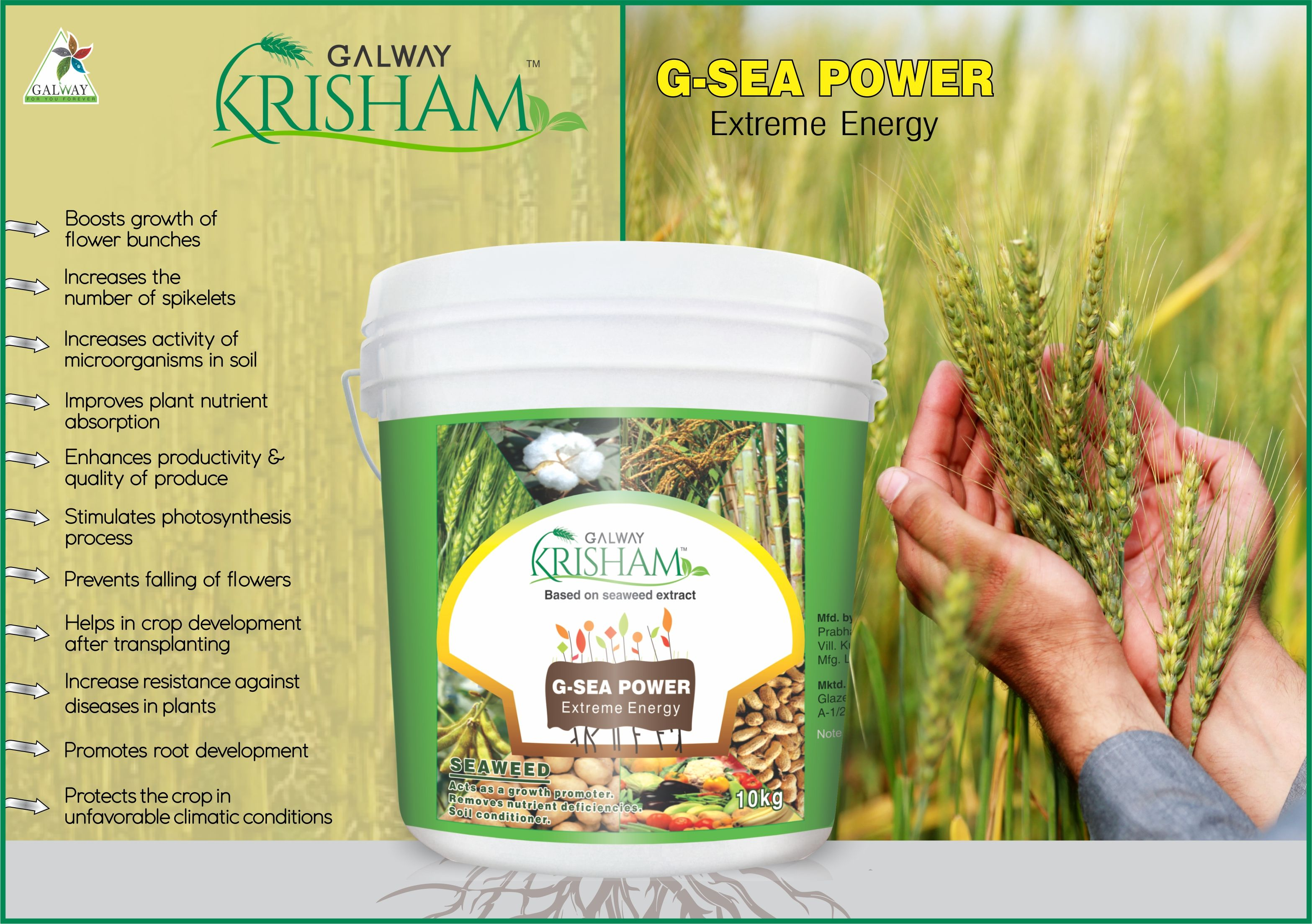 GalwayKrisham GSea Power is flagship product of