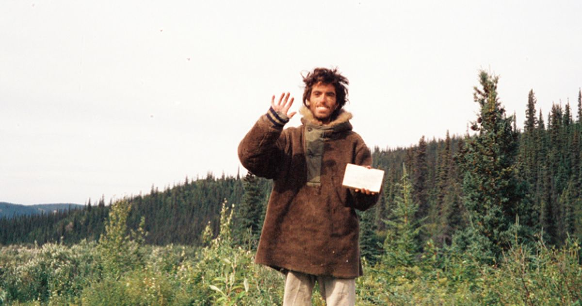 How Chris McCandless Died | Probable cause, Wild potato and The wild