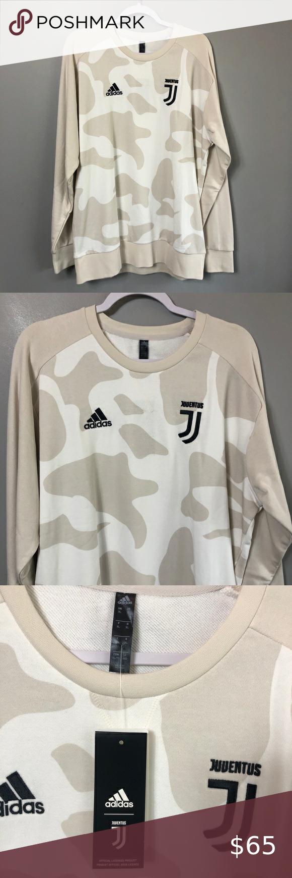 Adidas Juventus Camouflage Sweatshirt Camouflage Sweatshirt Sweatshirts Adidas Sweater [ 1740 x 580 Pixel ]