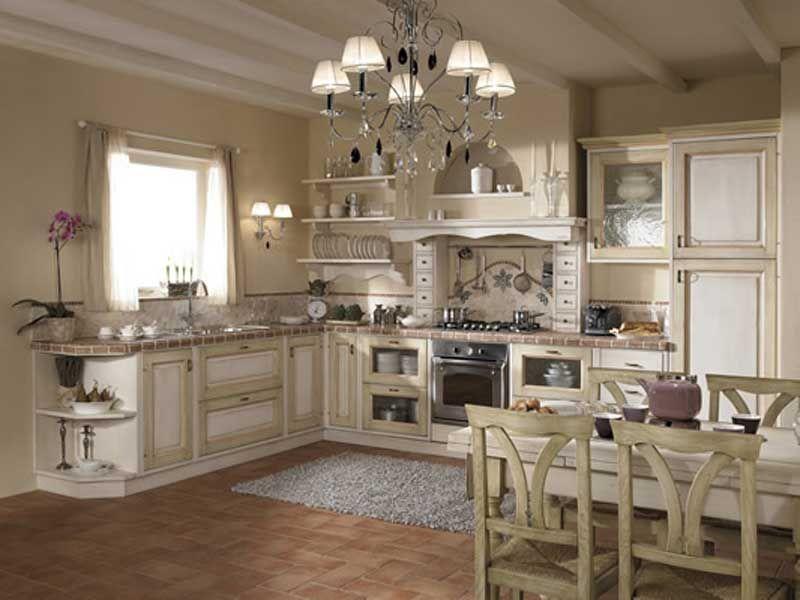 Cucina in muratura provenzale nel 2019 | Cucina in muratura ...
