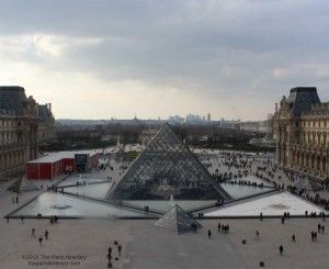 Review: THATLou Louvre Museum treasure hunt.