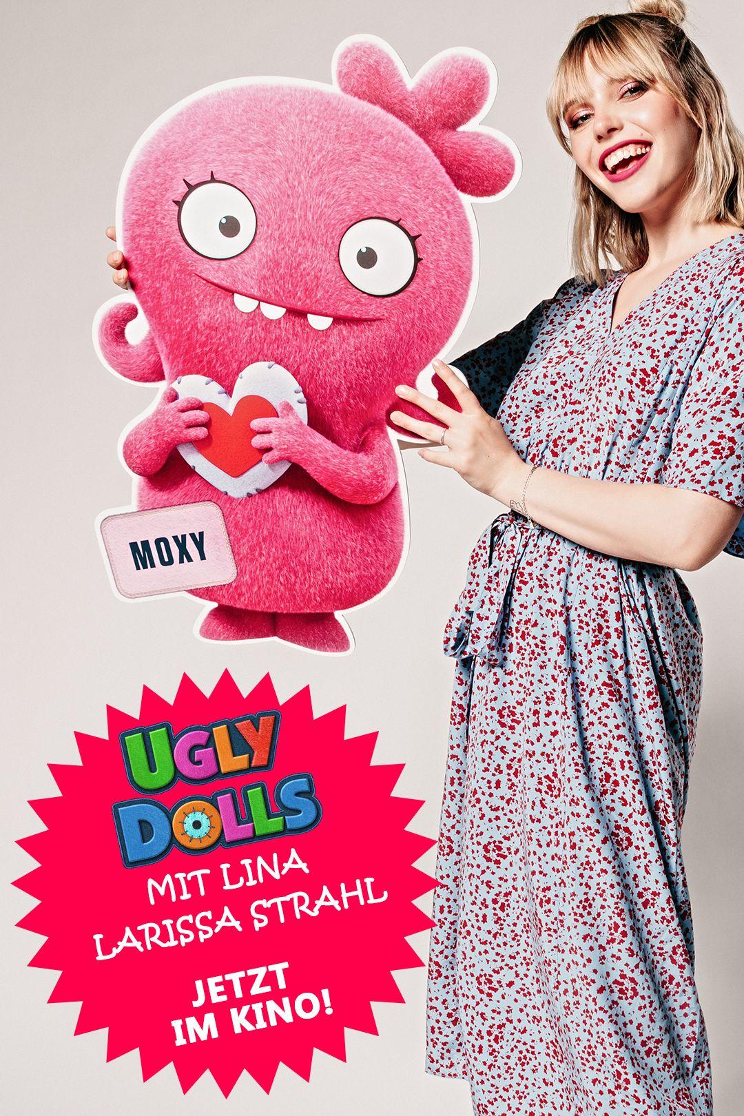 Hier Kommen Die Uglydolls Lina Larissa Strahl Bibi Und Tina Filmplakate