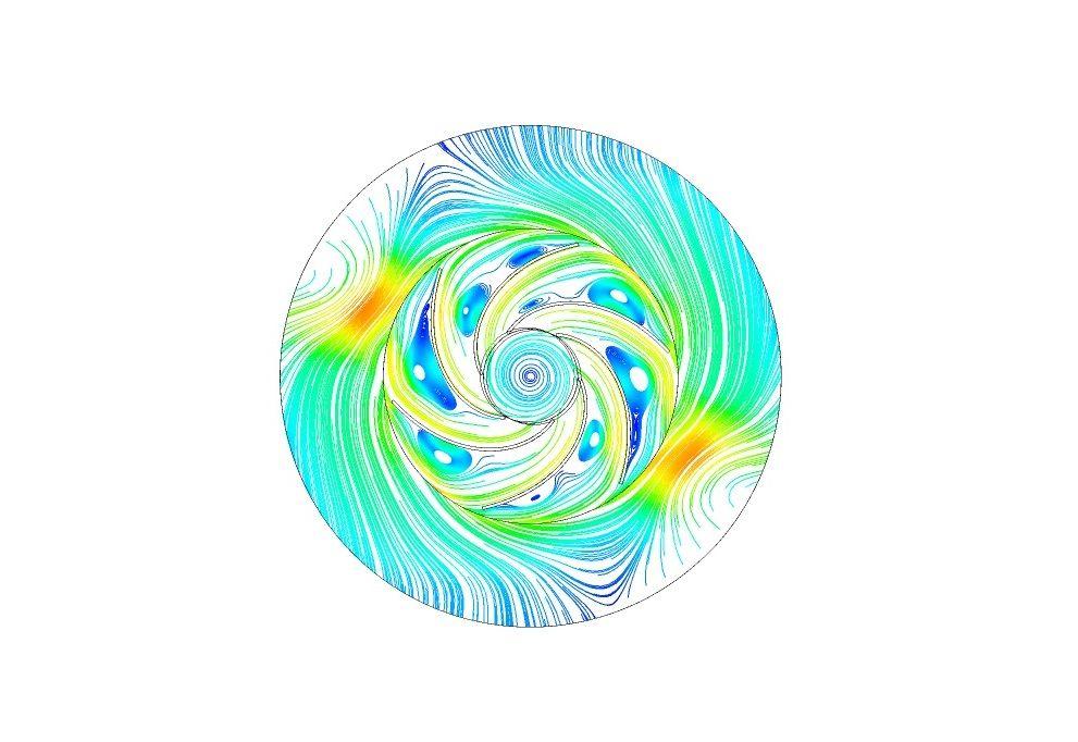 Radial Fan | Airflow | Fluid dynamics, Computer aided