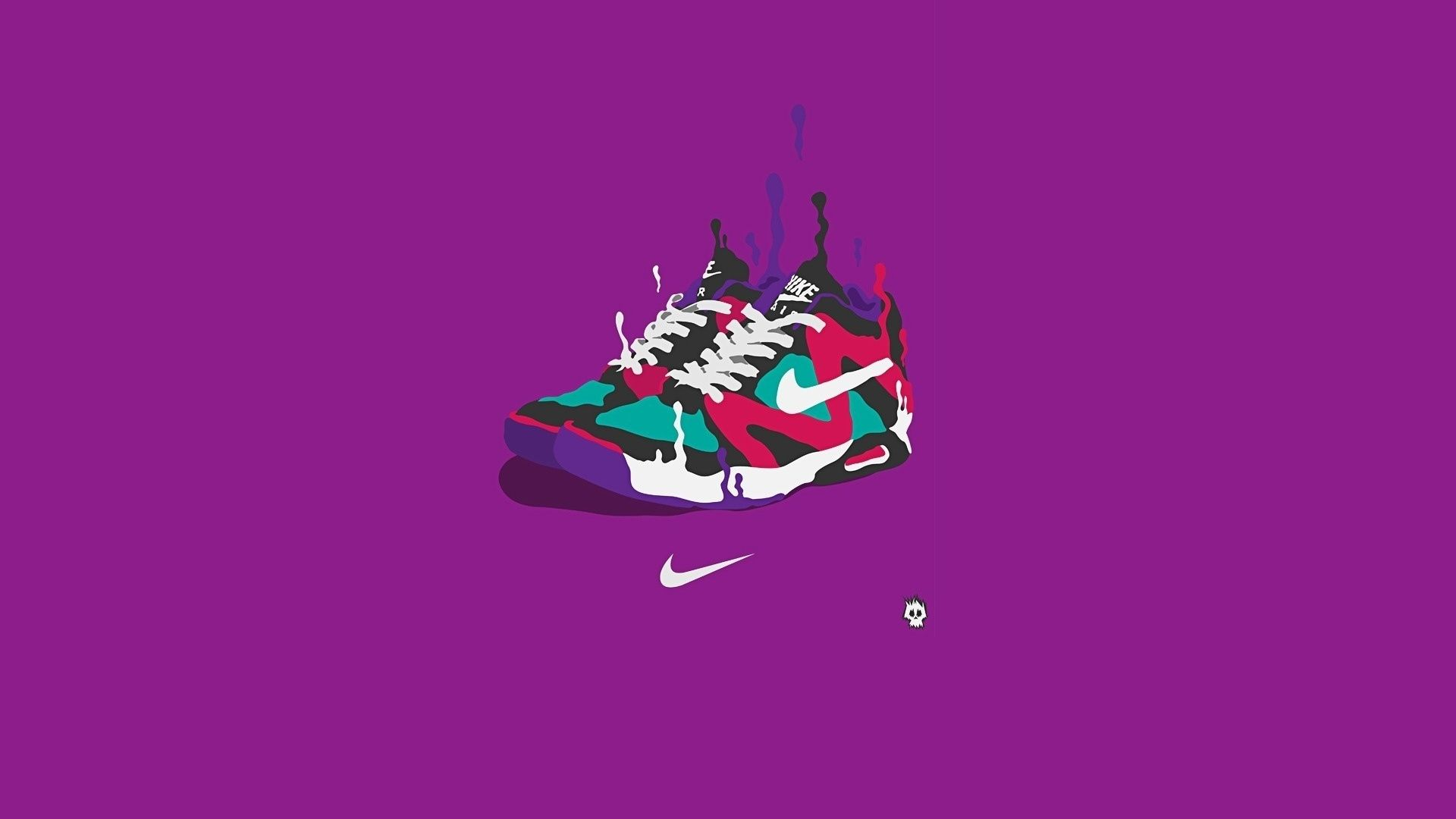 Download Wallpaper 1920x1080 Nike Sneakers Brand Sports Firm Full Hd 1080p Hd Background Sports Wallpapers Nike Logo Wallpapers Nike Wallpaper