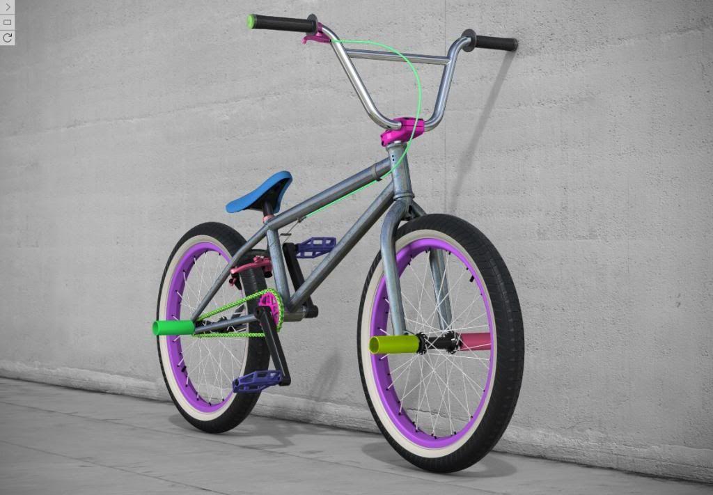 Bmx Bike Color Generator Bmxmuseum Com Forums Bmx Bikes Bmx