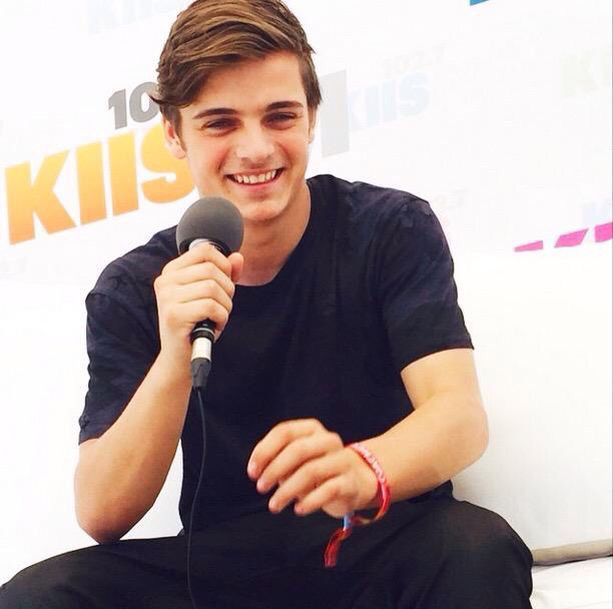 His smile melts my heart