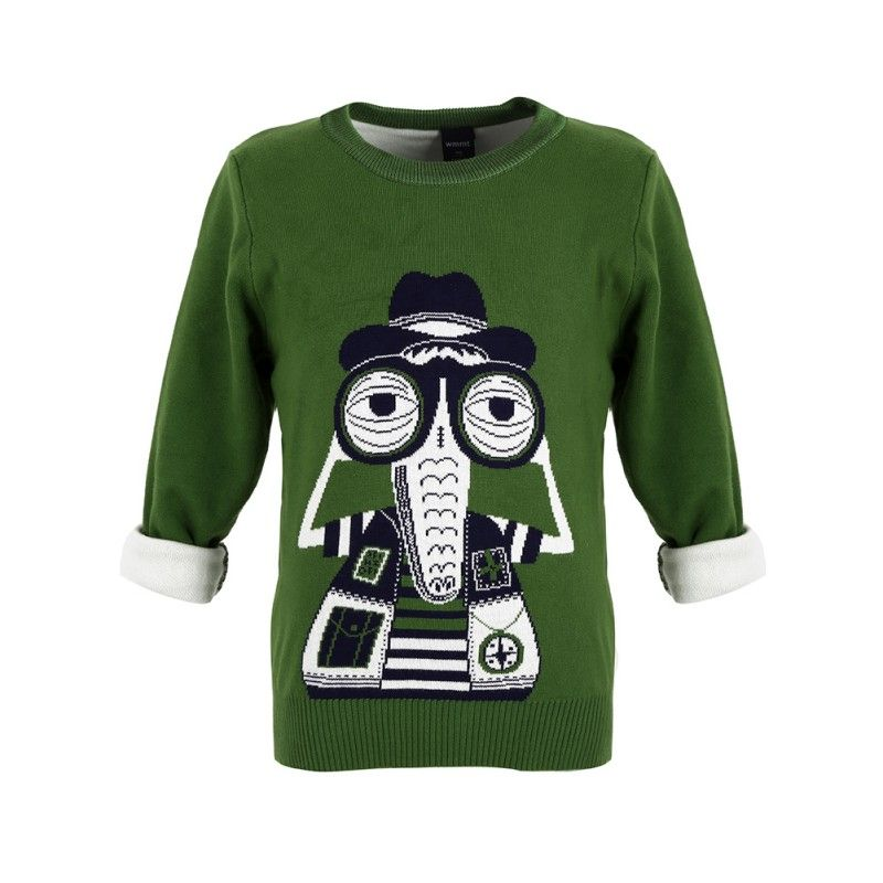 Warm Children Sweater Cnewneck Baby Cotton Kids Boy Girl Pullover Outerwear 2-7Y https://t.co/QGvxs42vRb https://t.co/iw4eWGlHQ1