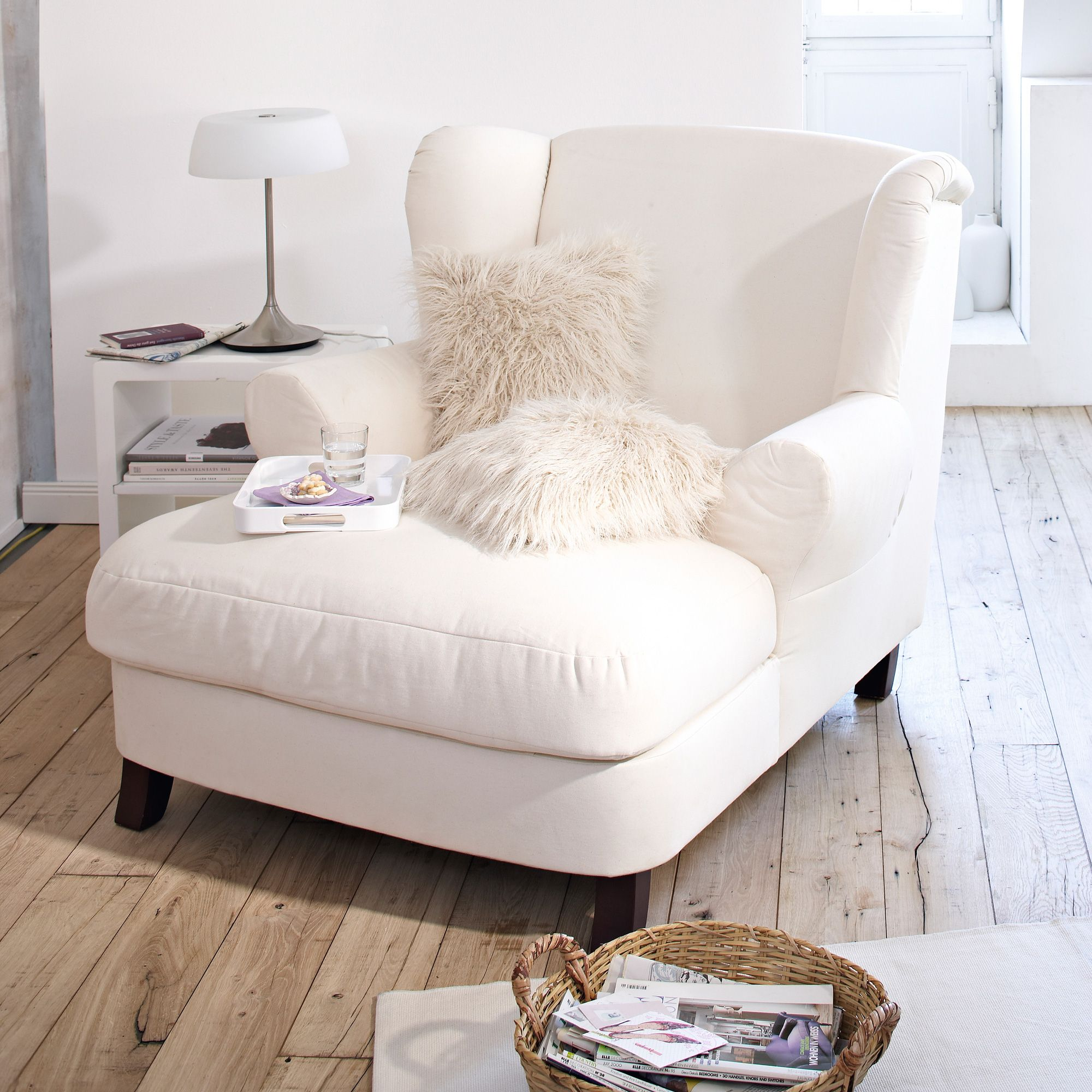 Nice Chair For My New Relaxing Place Cosy Armchair Big Comfy Chair Bedroom Chair