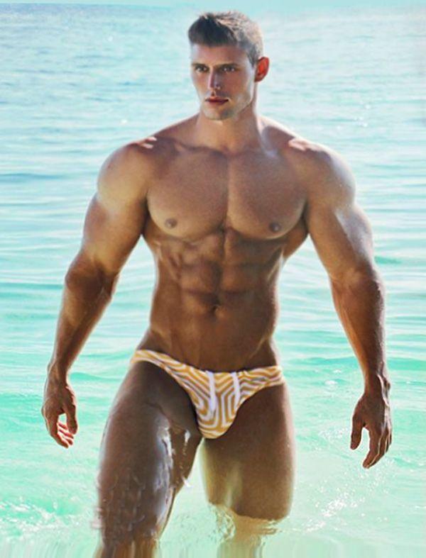 7ba8982bde2 BUILT by tallsteve Boxer, Fashion Models, Mens Fashion, Speedos, Men's  Swimwear,