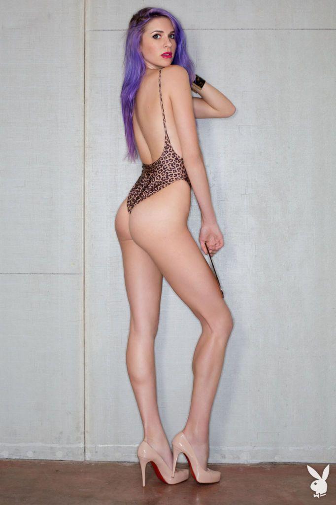 legendary lea nudes