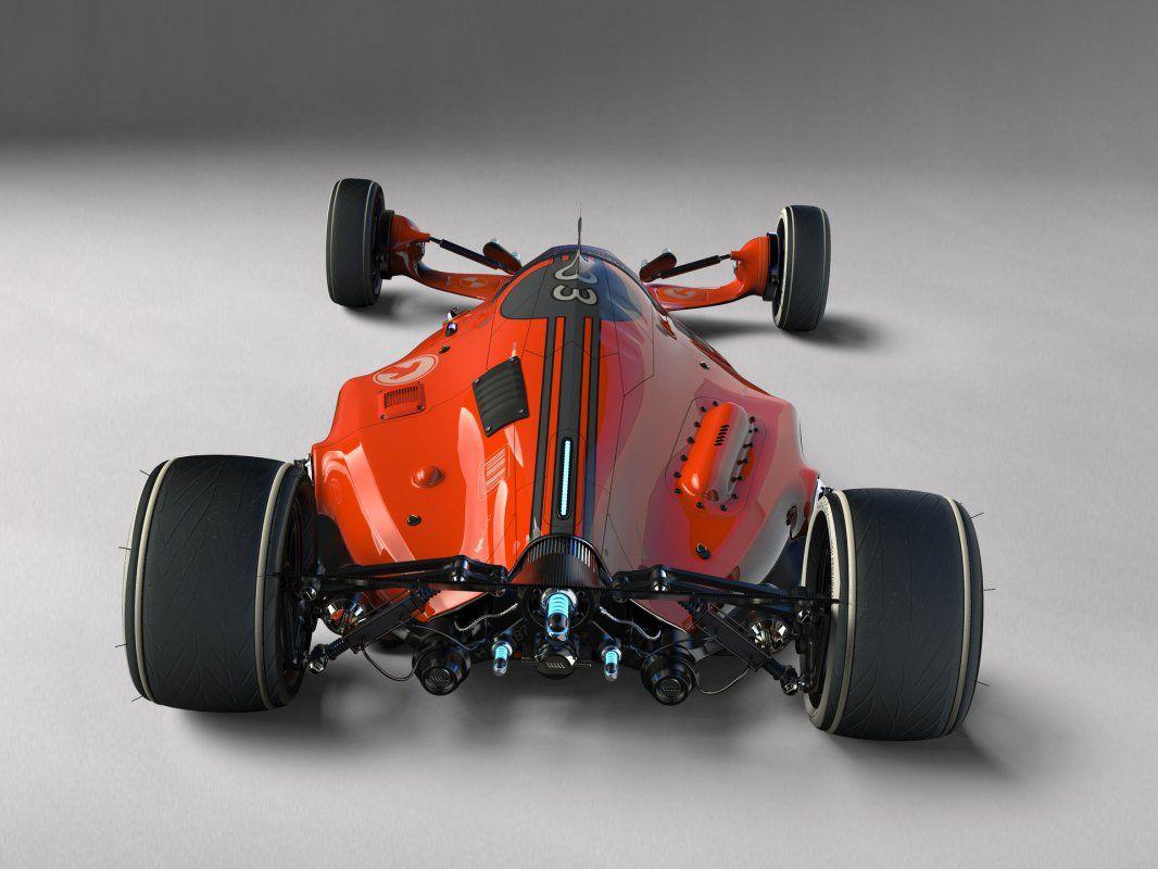 Hammerhead Race Car By Igor Sobolevsky Hypercars Le Sommet De