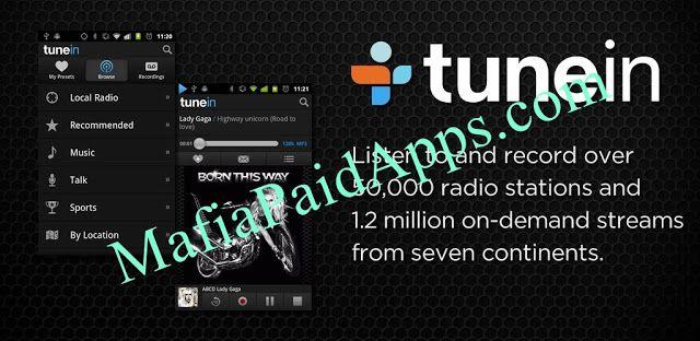 TuneIn Radio Pro - Live Radio v15 9 build 13462 APK Browse
