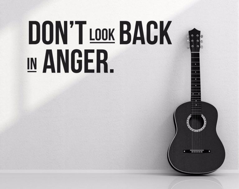 don\'t look back in anger chords | Guitar | Pinterest | Guitars