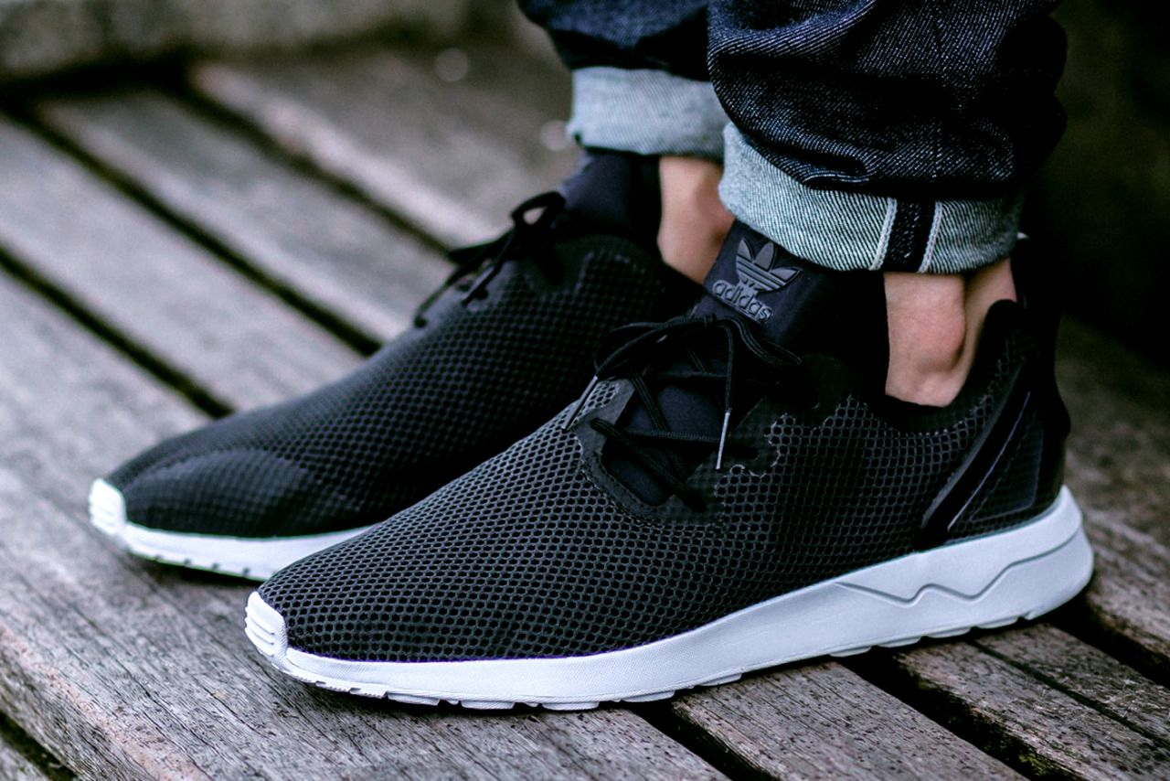 adidas ZX Flux Adv Asymmetrical (via Kicks